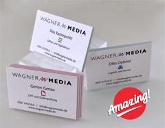 Wagnermedia Druckerei Und Lettershop In Essen Und Nrw